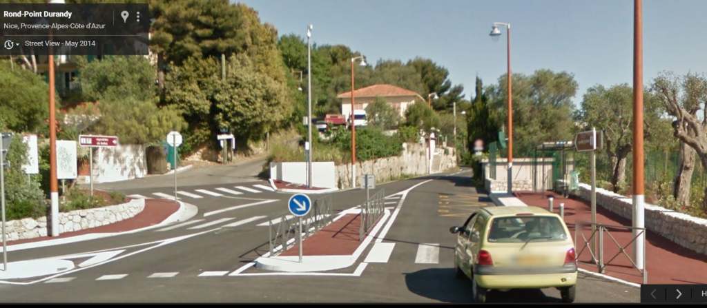 junction for raccourci no. 6